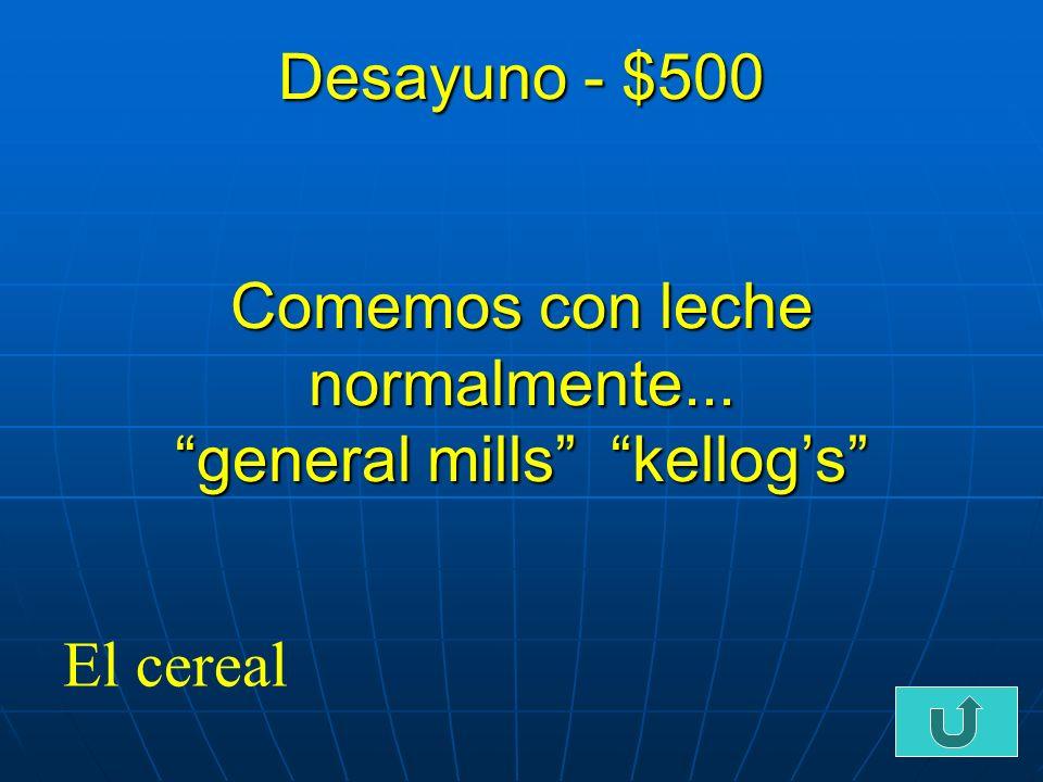 C1-$400 Desayuno - $400 No es un sandwich pero esta tostada….. pan