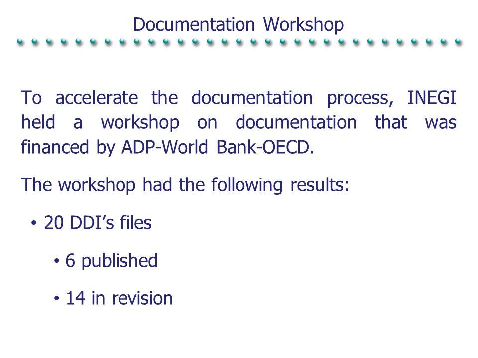 Difusion INEGI website NADA SIMBAD SDMX
