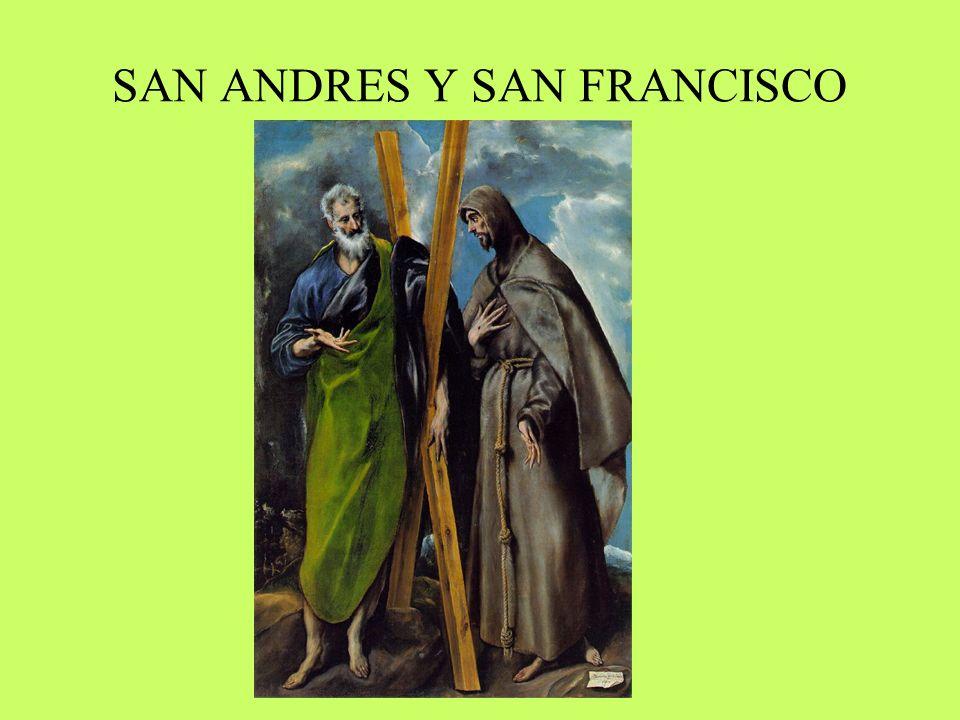 SAN ANDRES Y SAN FRANCISCO