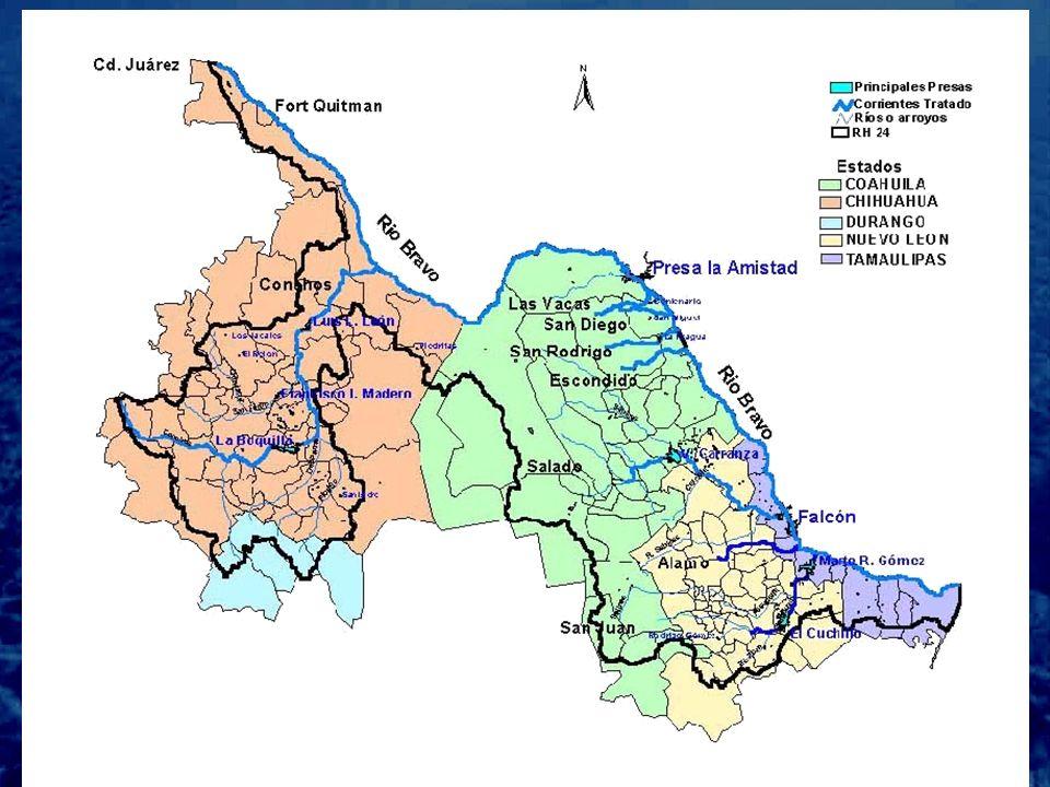 Gestión Integrada de la Cuenca del Río Bravo