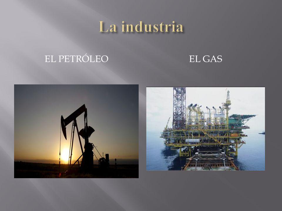 EL PETRÓLEOEL GAS