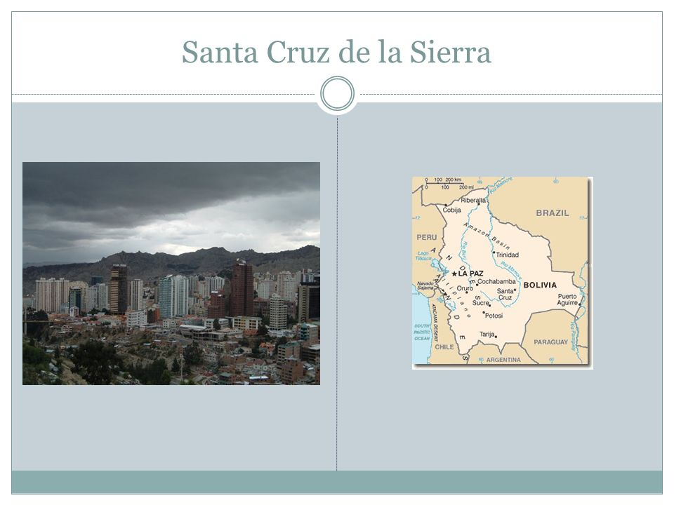 Santa Cruz de la Sierra