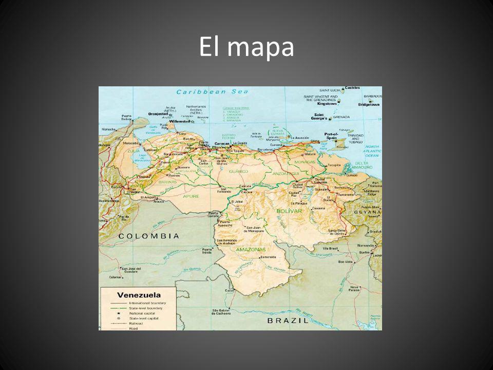 La geografía Los llanos