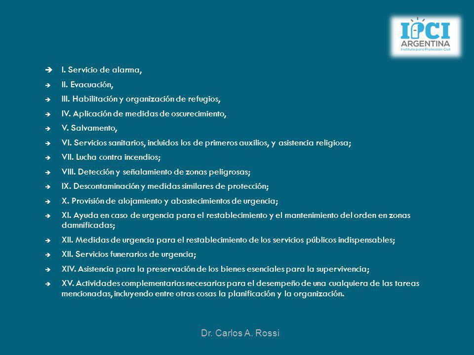 POR LAS INUNDACIONES, DENUNCIAN A BRUERA POR ESTRAGO CULPOSO Dr. Carlos A. Rossi