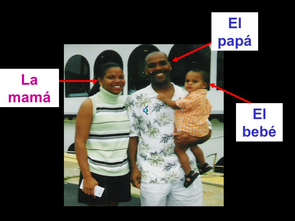 Mi Familia My Family