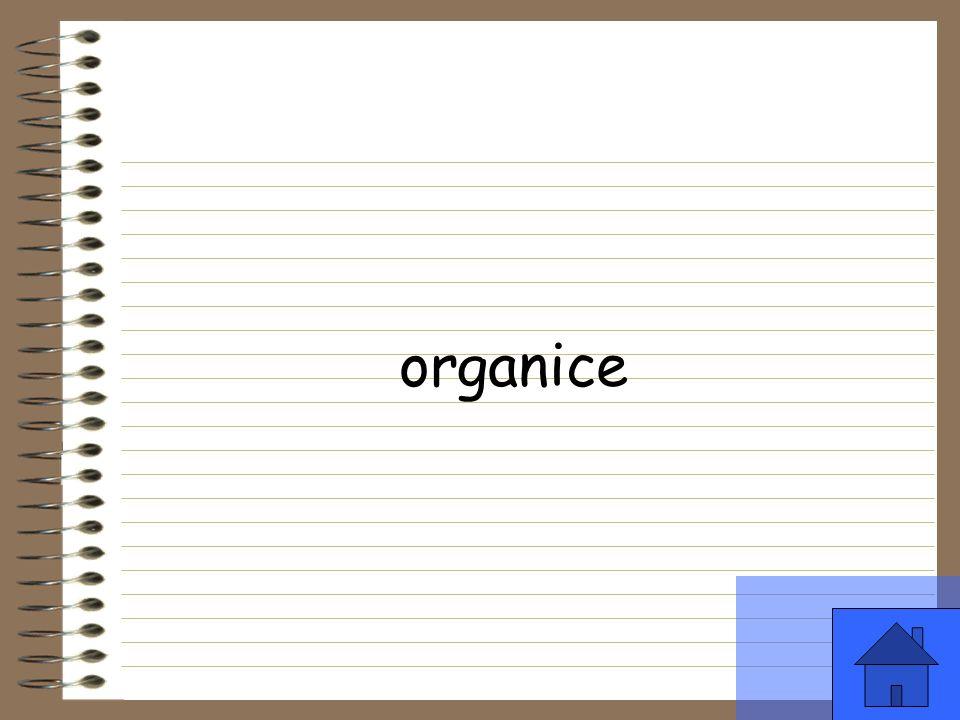 29 organice