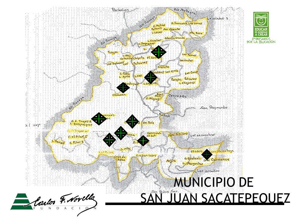 MUNICIPIO DE SAN JUAN SACATEPEQUEZ