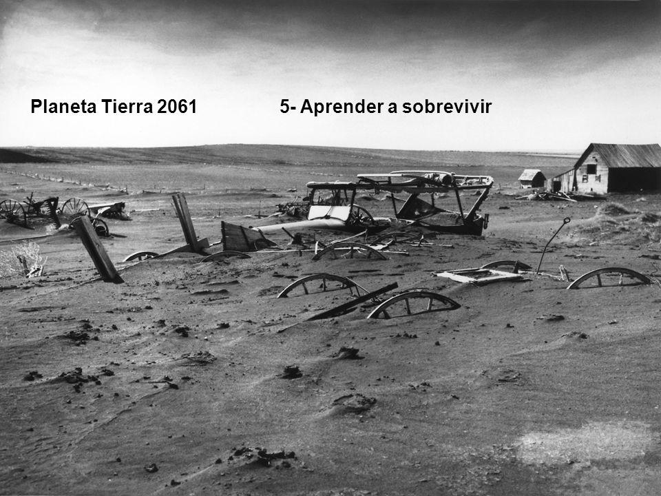 Planeta Tierra 20615- Aprender a sobrevivir