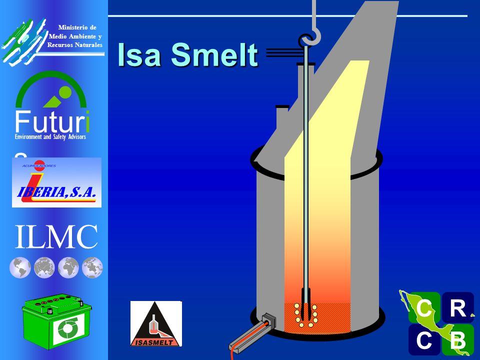 ILMC Environment and Safety Advisors Futuri s R C C B B C Ministerio de Medio Ambiente y Recursos Naturales Horno Kaldo Boliden Contech