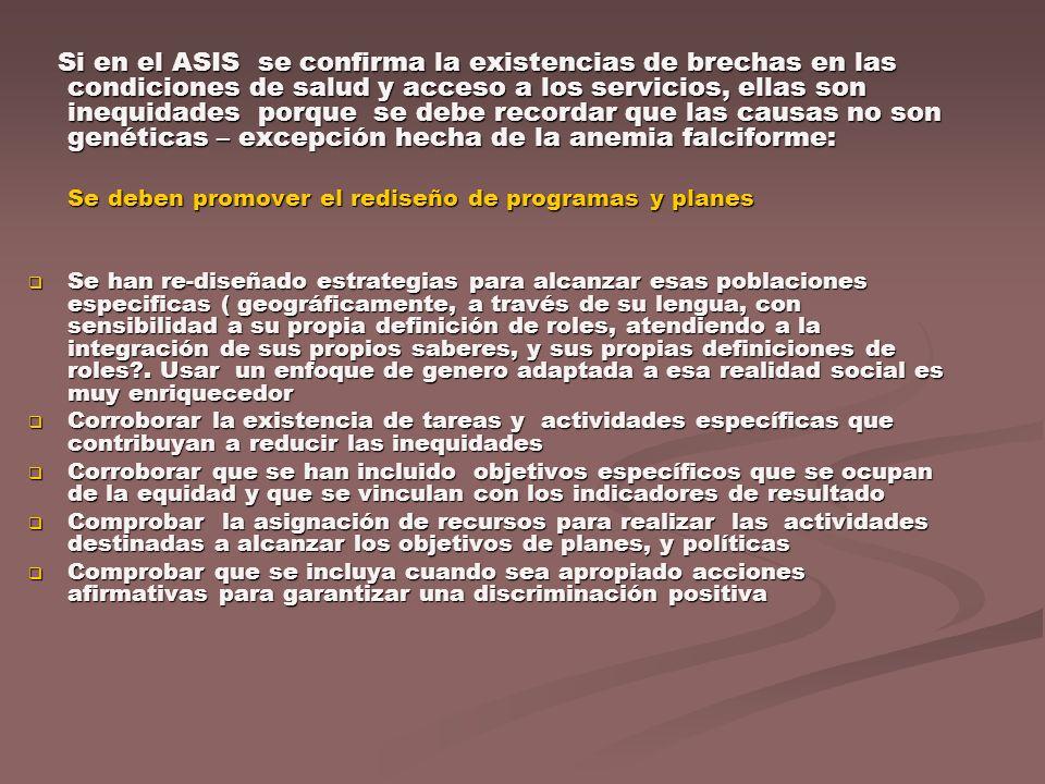 Prestación de servicios de salud en zonas con Pueblos Indígenas Taller de intercambio de experiencias sobre la salud de los pueblos indígenas, Quito, Noviembre de 2005.