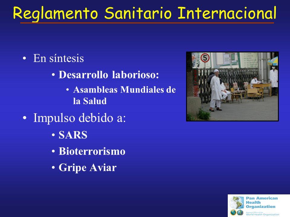 Capacidad Básica necesaria para las tareas de vigilancia y respuesta Anexo 1 (2) Sistema de Salud Epidemiología Laboratorio Preparativos Manejo de casos Control de infecciones Movilización social Comunicación
