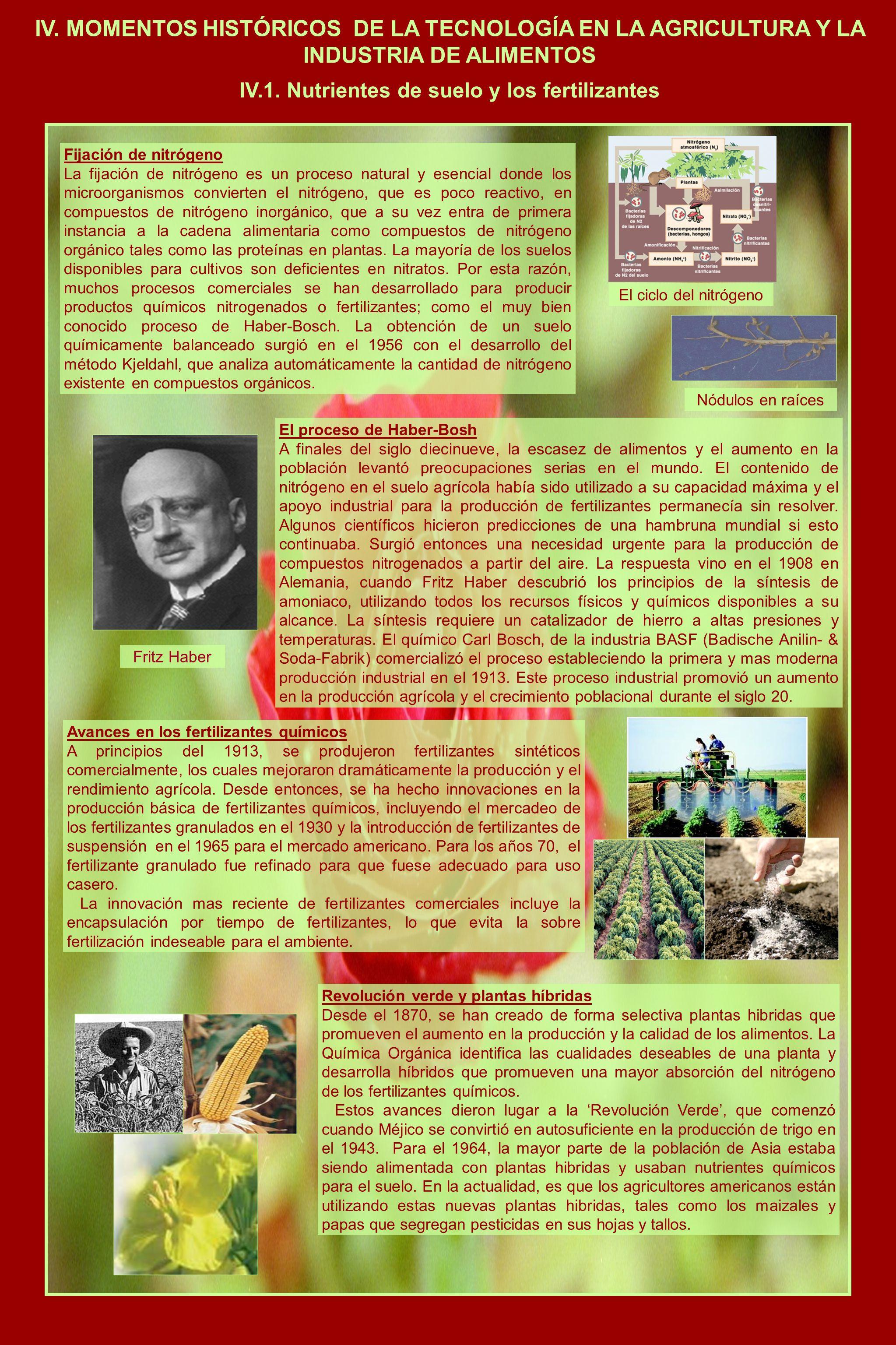 El método de Bordeaux y los fungicidas En el 1882, el botánico francés, Pierre M.