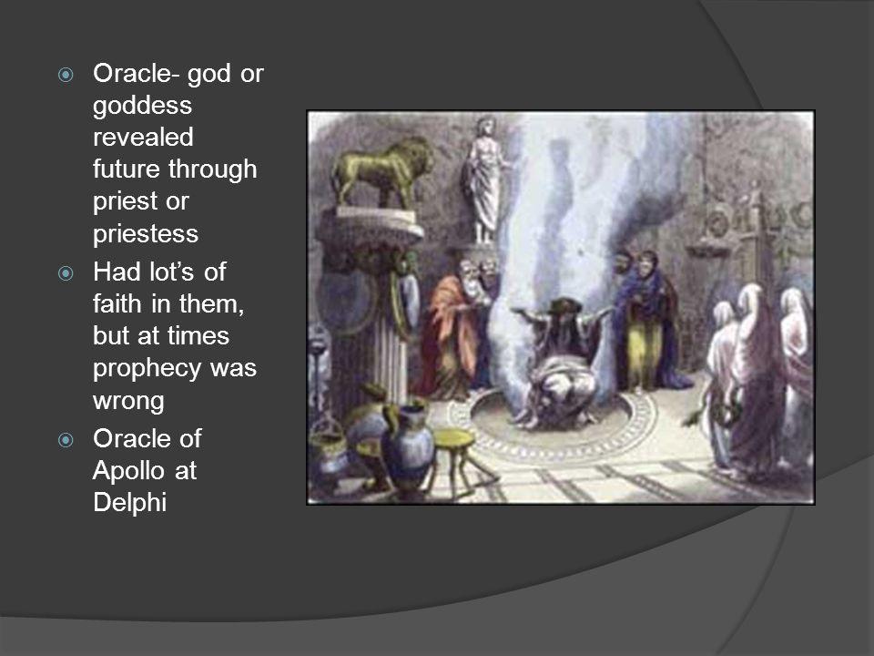 Religion Griega La religion affectaba todo aspecto de la vida Los templos eran los edificios mas importantes Homero describe a 12 dioses principales viven arriba del monte Olimpo