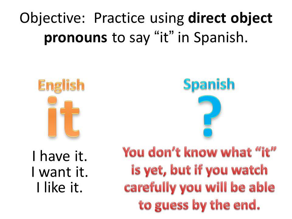 ¿Tienes el diccionario?Sí, lo tengo.What did you observe from Mirsas questions and Pacos answers.