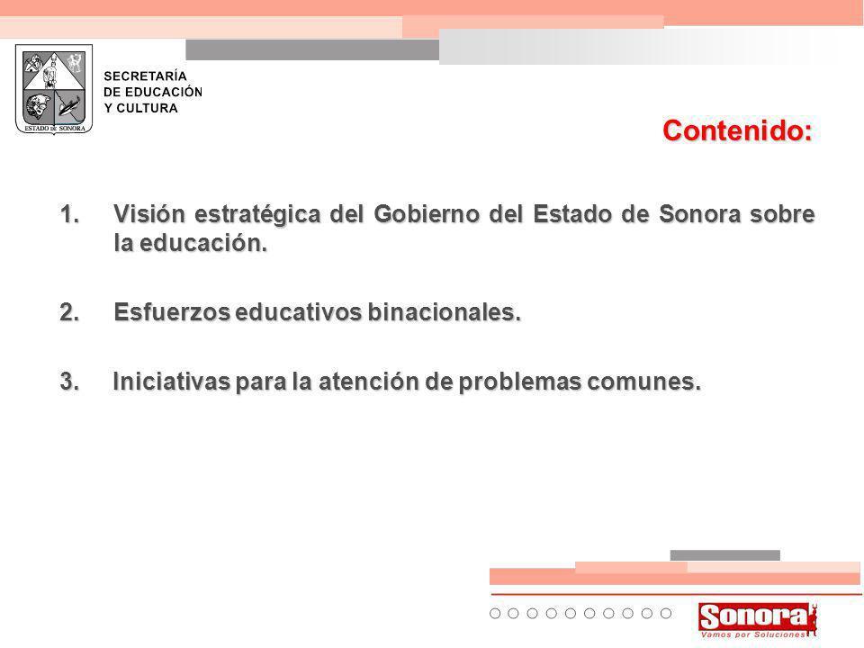 3. Iniciativas para la atención de problemas comunes.