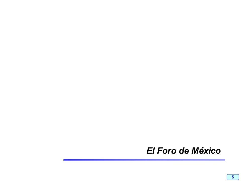 5 El Foro de México