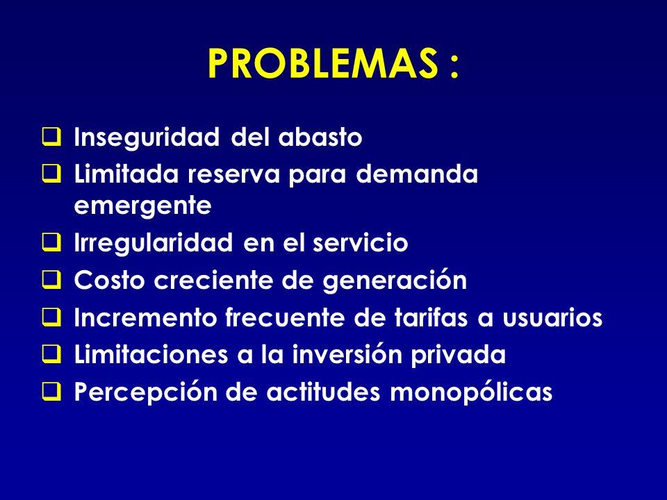 PROYECTOS EN PROCESO Tamaulipas: Energía Eólica, 20MW, $25MDD Baja California: Energía Eólica, 10MW, $15MDD Monterrey: Energía de Biogás, 8MW, $16MDD Baja California: Energía Solar, 0.5MW, $4MDD Baja California: Energía de Biogás, 2MW, $4MDD Texas: Energía Eólica, 200MW, $200MDD Nuevo México: Energía de Biogás, 1MW, $3MDD California: Energía de Biogás: 2MW, $5MDD (ENERGÍA RENOVABLE)