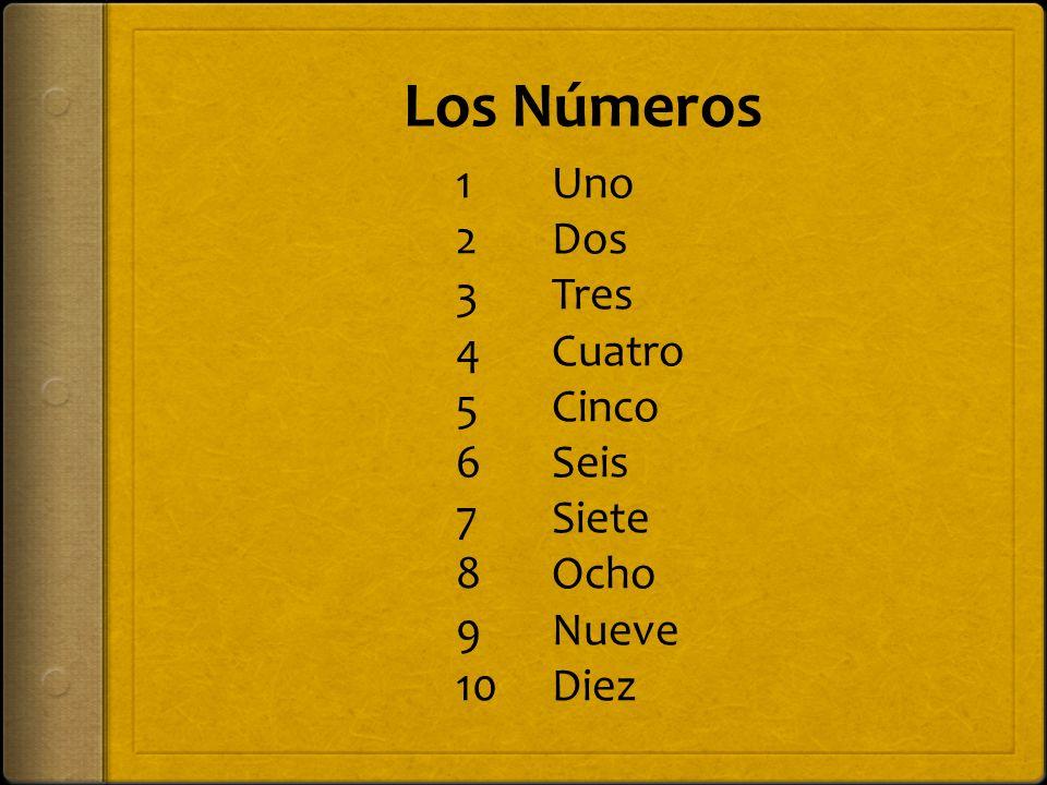 Los Números 96 Noventayseis