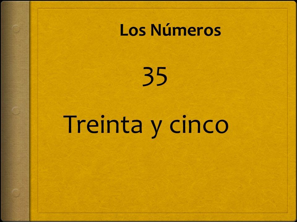 Los Números 42 Cuarentaydos