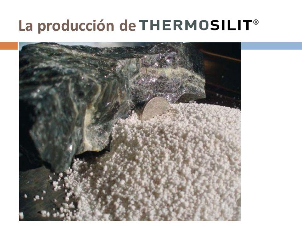 La producción de –Enero 2009–Thermosilit – La nueva dimensión en aislamiento mineral