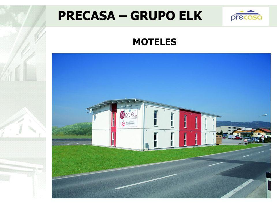 MOTELES PRECASA – GRUPO ELK