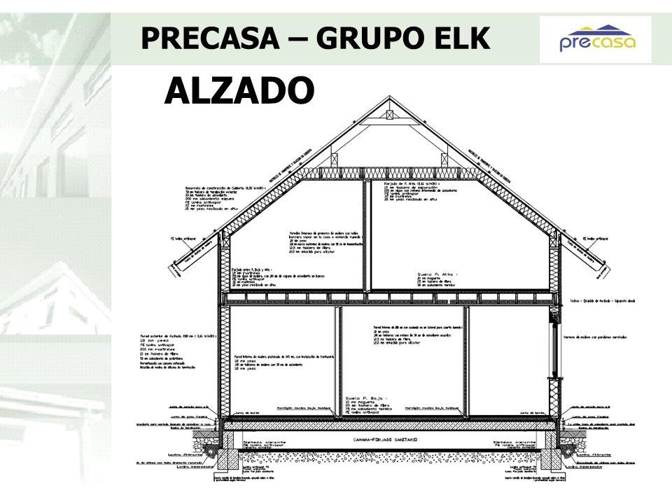 ALZADO PRECASA – GRUPO ELK