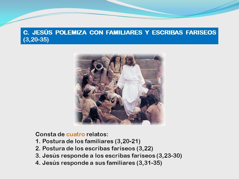 El grupo es fruto de una vocación libre de Jesús (3,13): Subió al monte y llamó a los que él quiso; y vinieron donde él. Es una creación de Jesús a la
