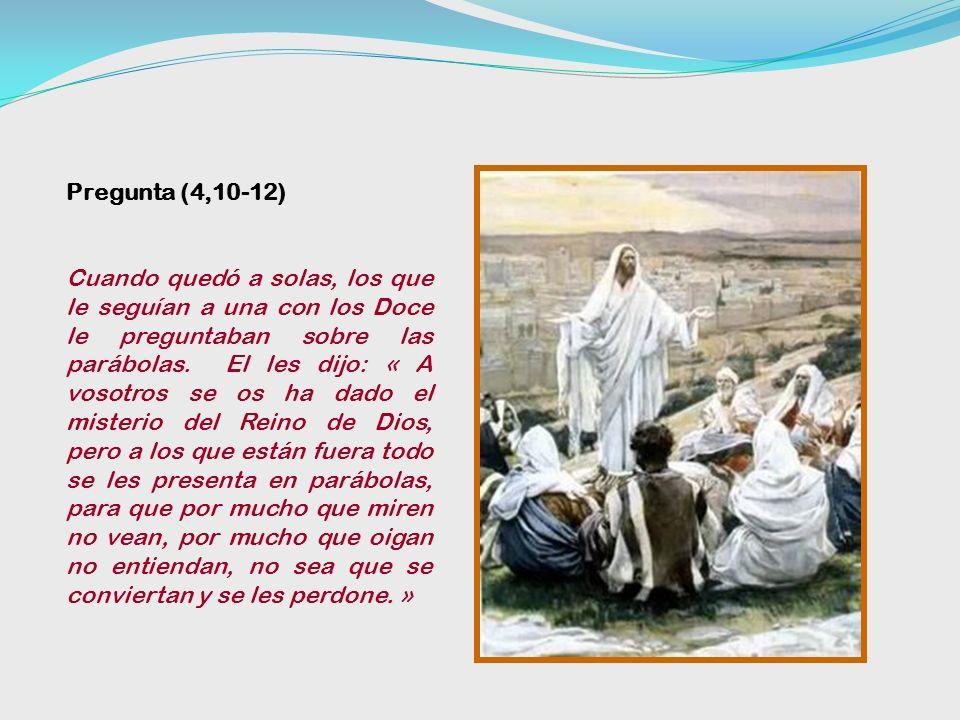 A pesar de todas las vicisitudes que sufre la palabra de Dios en la historia, habrá cosecha, llegará el Reino de Dios a su plenitud, porque el protago