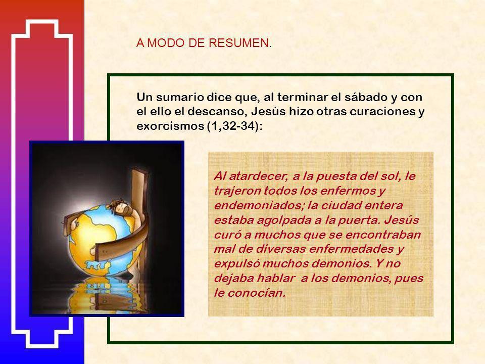 Jesús no curó a todos los enfermos de su tiempo. Lo hizo con algunos como signo de lo que es el reino de Dios: no al dolor, a la enfermedad y a la mue