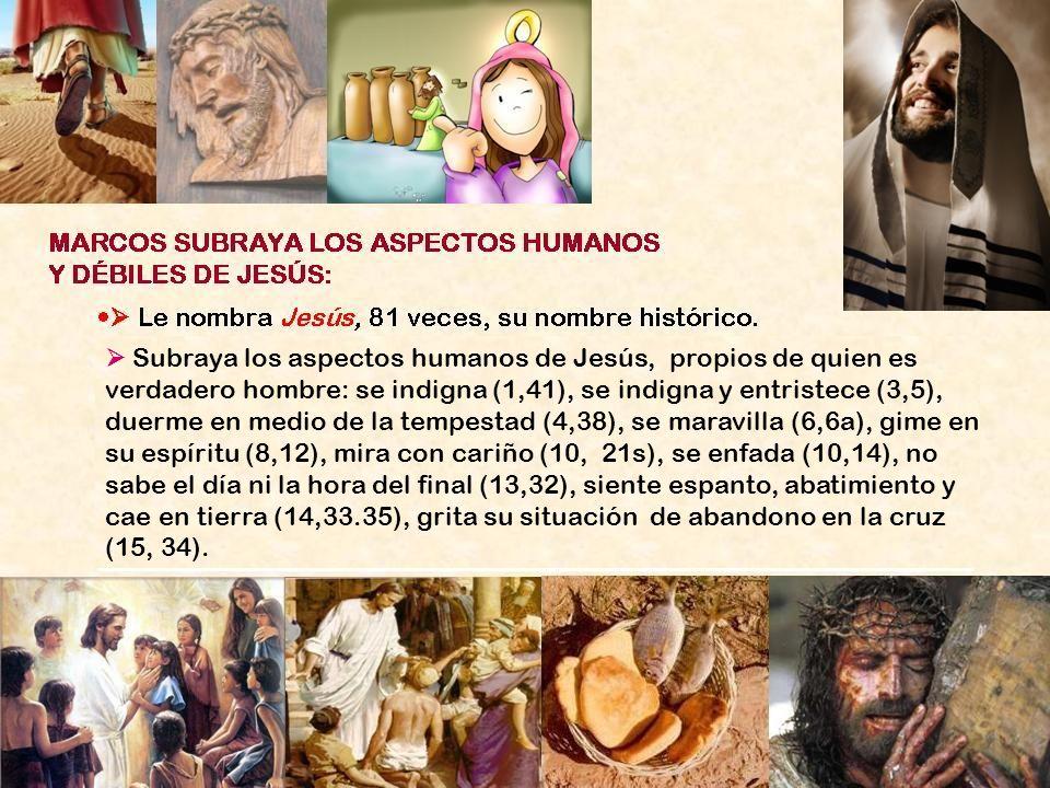 Jesús actúa su mesianismo como compete al que es Hijo de Dios Lo que compete a la actuación de Dios, que es amor, no es la fuerza y la imposición sino