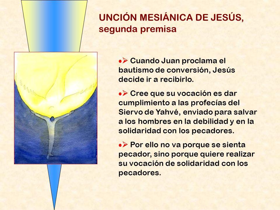 La conversión es necesaria para recibir a Jesús Jesús viene a salvar, pero sólo actúa sobre los que se reconocen pecadores, pues no tienen necesidad d