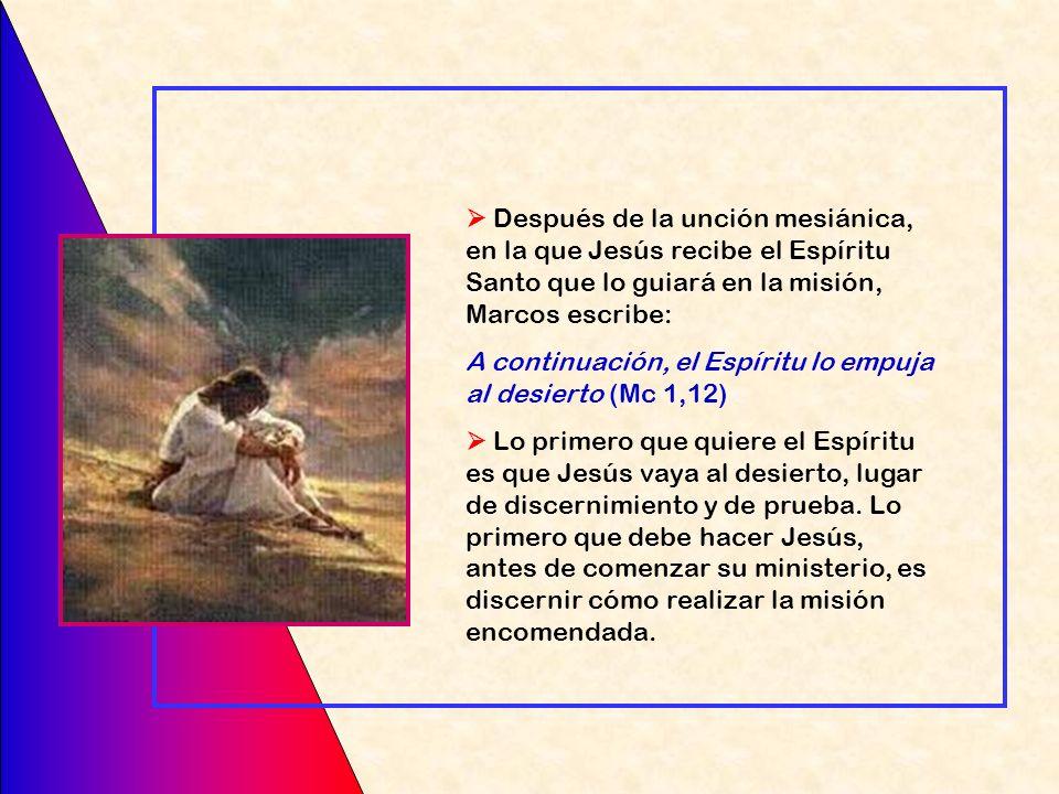 La tentación es una manifestación de la libertad de la persona humana. Jesús vivió una auténtica existencia humana y por eso fue hombre libre, sujeto