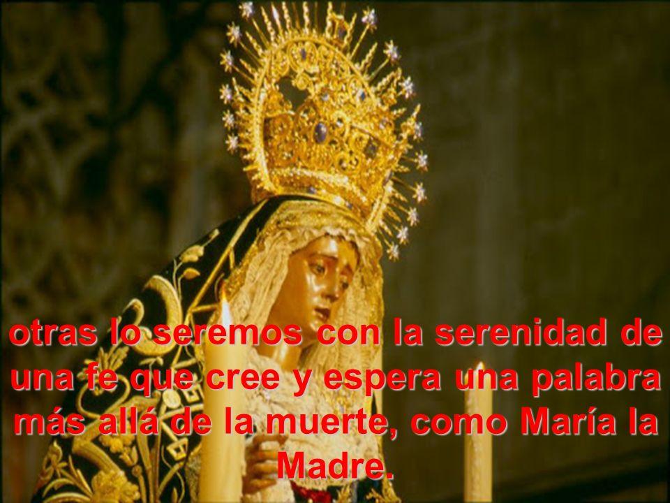 como María Magdalena,