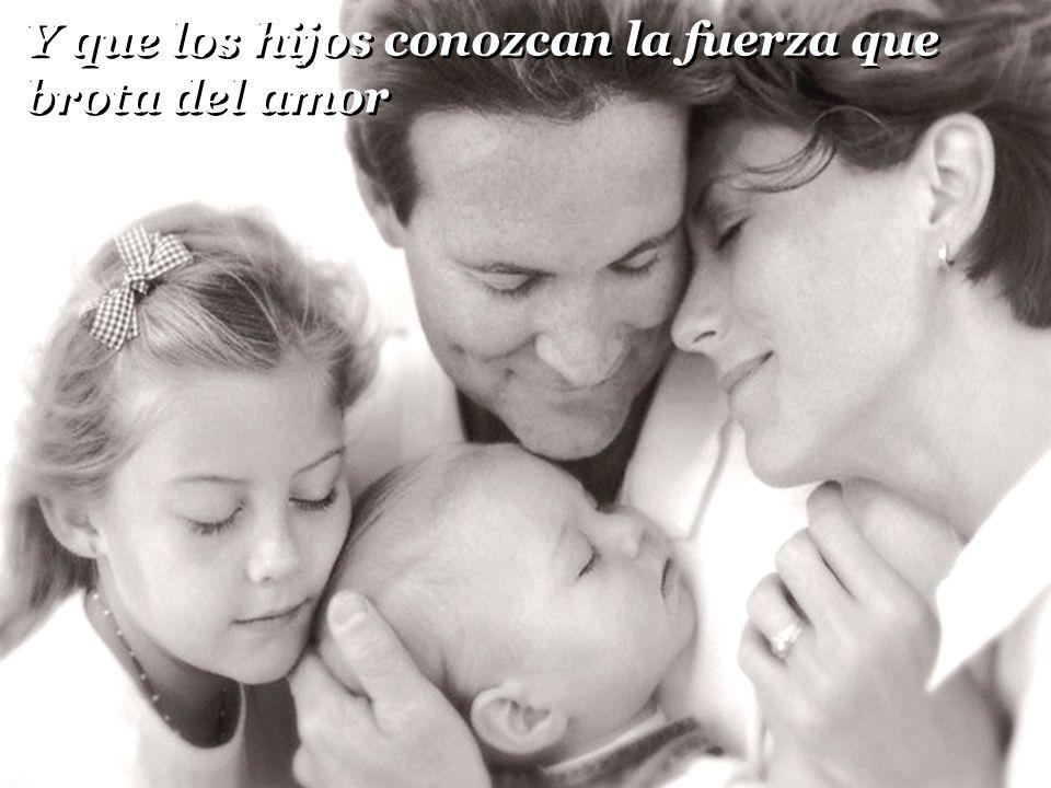 Que la madre sea un cielo de ternura, cariño y calor Que la madre sea un cielo de ternura, cariño y calor