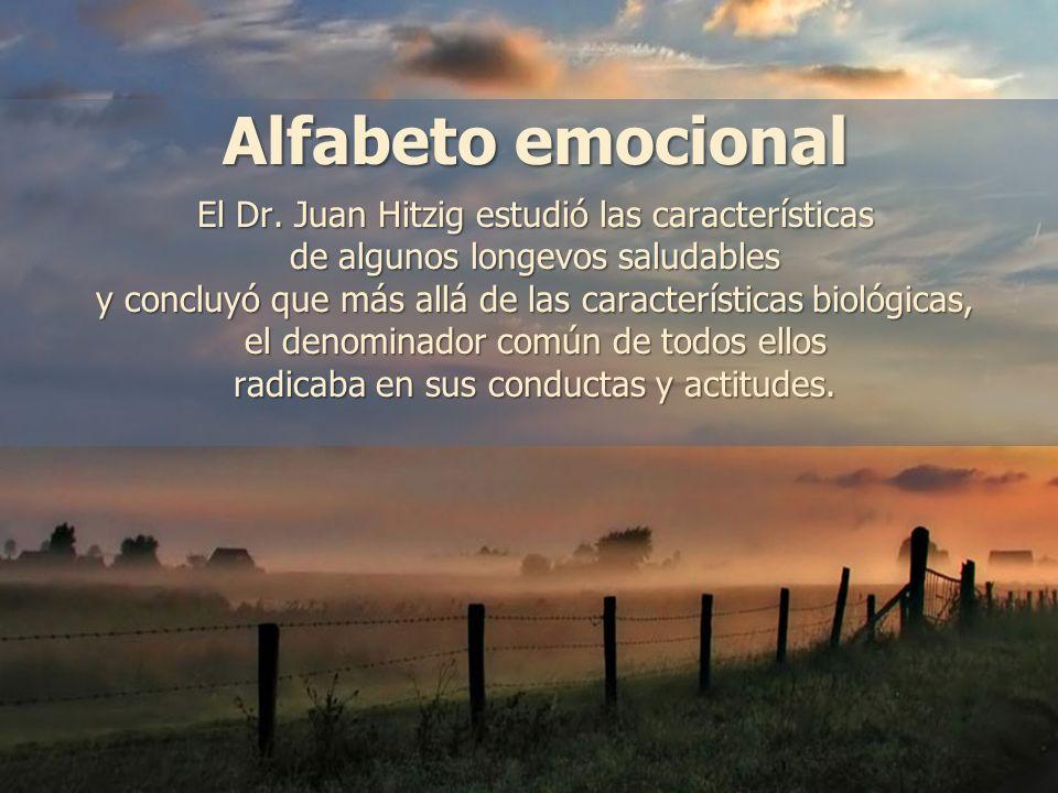 Alfabeto emocional El Dr.