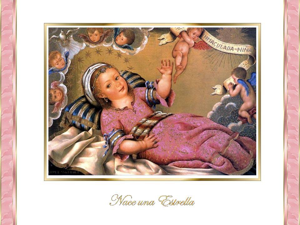 Felicidades, Madre, porque todos felicitarán a la amada, la paloma única, la perfecta .