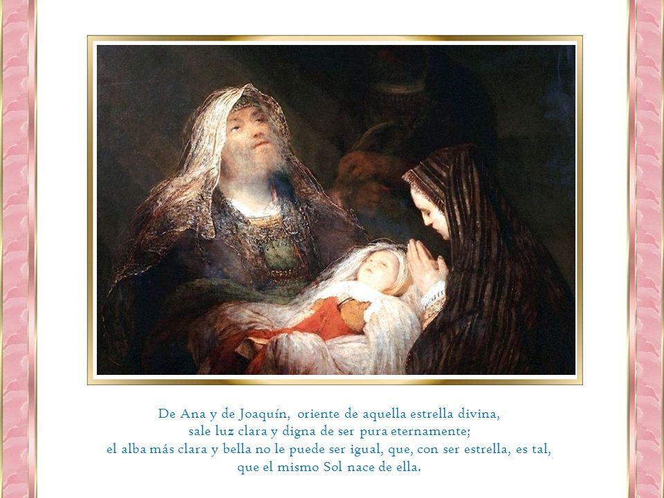 Felicidades, Madre, porque eres la Madre de Dios y mía también.