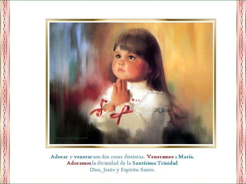 El mes de Mayo se venera de manera especial a María Santísima, la Madre de nuestro Señor Jesús.