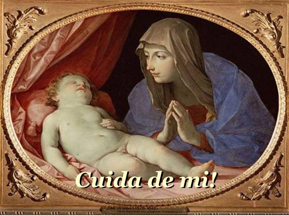 Nuestra Señora, me da la mano, cuida de mi corazón, de mi vida, de mi destino, de mi camino. Nuestra Señora, me da la mano, cuida de mi corazón, de mi