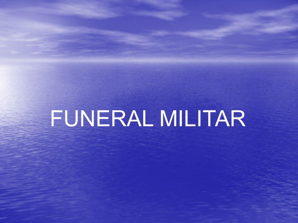 FUNERAL MILITAR