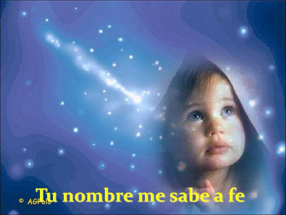 Tu nombre Virgen María Composición: Juan Braulio Arzoz fms