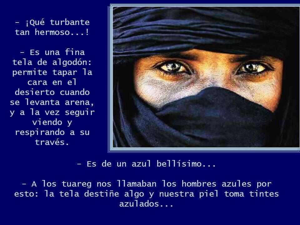 No sé mi edad: nací en el desierto del Sahara, sin papeles...! Nací en un campamento nómada tuareg entre Tombuctú y Gao, al norte de Mali. He sido pas