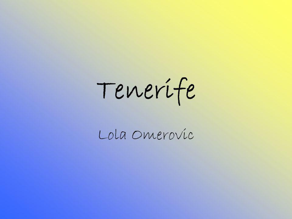 Tenerife Lola Omerovic
