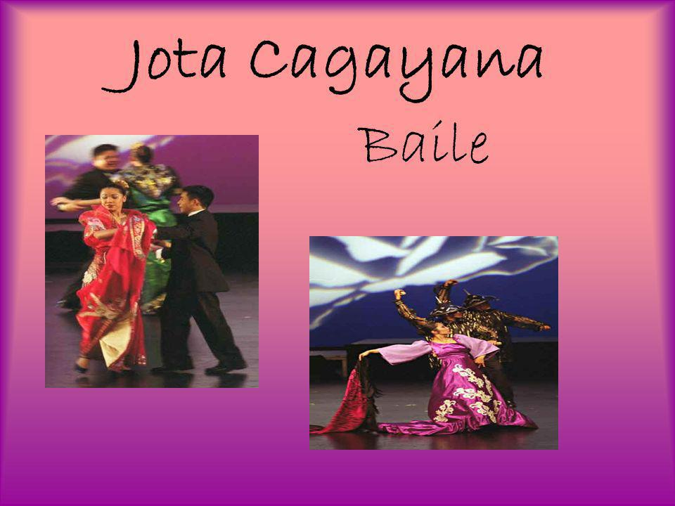 Jota Cagayana Baile