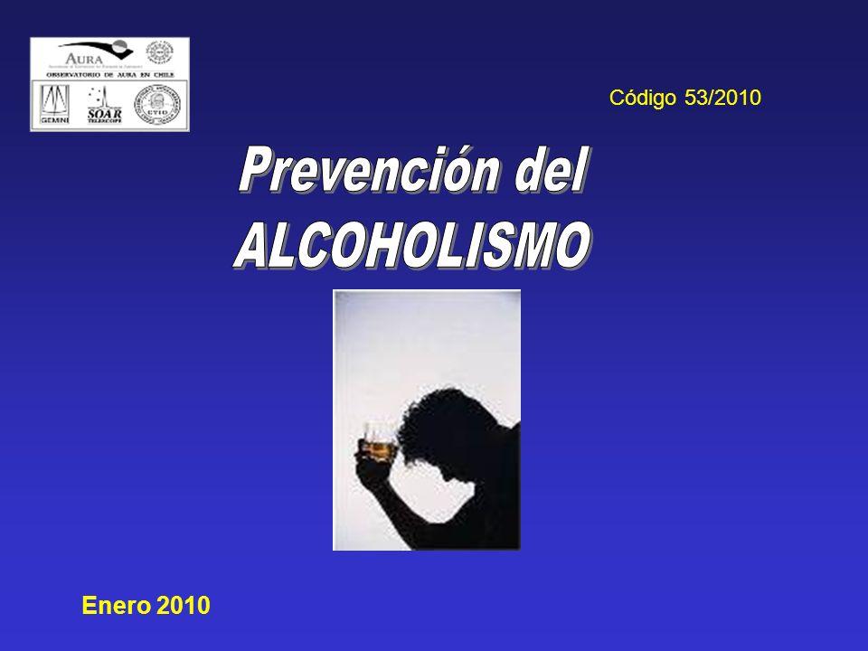 Debemos definir el alcohol como lo que es: una droga legal, bien vista socialmente y que está muy ligado a nuestra cultura.