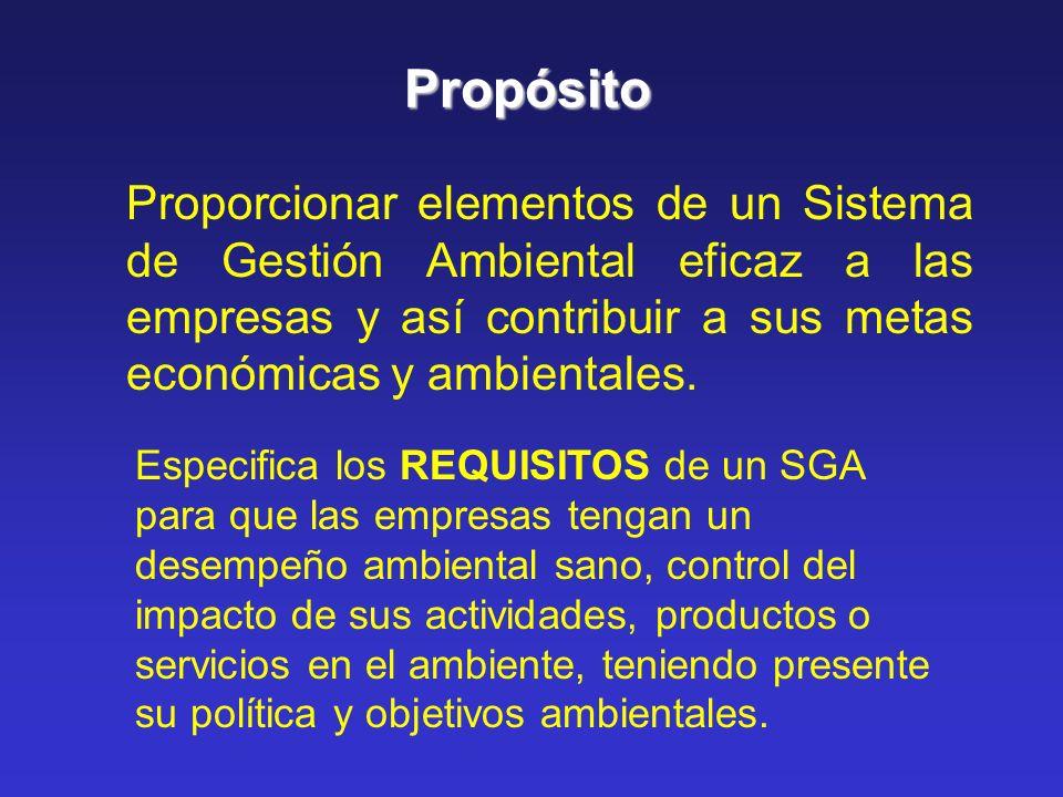 Implementación y operación Comunicación Establecer y mantener procedimientos.