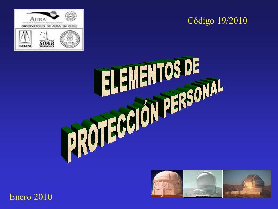 ELEMENTOS DE PROTECCIÓN PERSONAL LOS ELEMENTOS DE PROTECCIÓN PERSONAL...