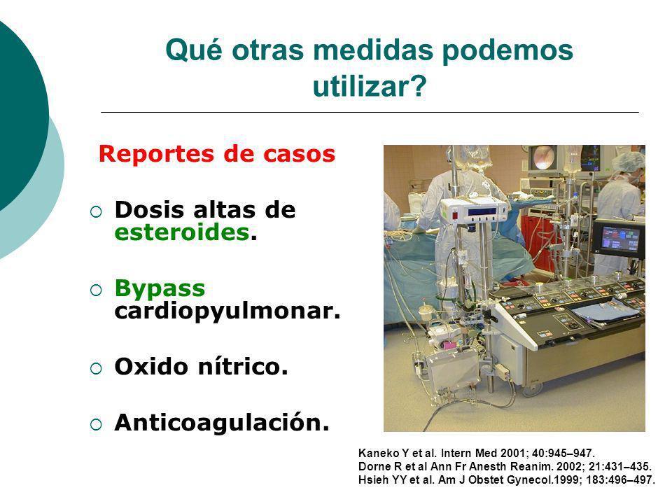 Qué papel tienen los antifibrinolíticos? Ac. Tranexámico. Ac. e-Aminocaproico. Aprotinina. No evidencia
