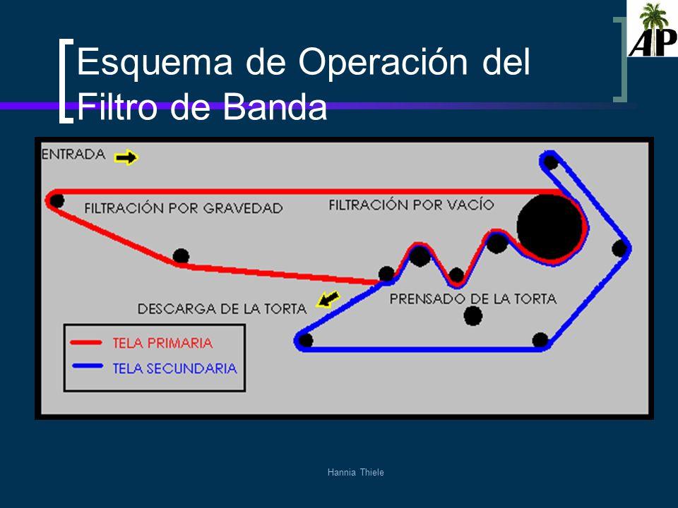 Hannia Thiele Esquema de Operación del Filtro de Banda