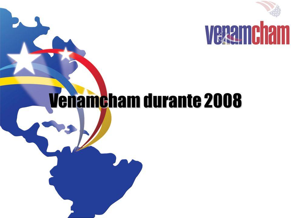 Venamcham durante 2008